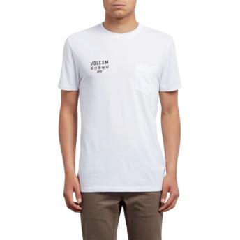Volcom White Hellacin White T-Shirt