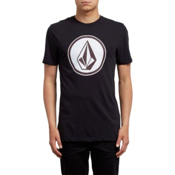 Volcom Black Classic Stone Black T-Shirt