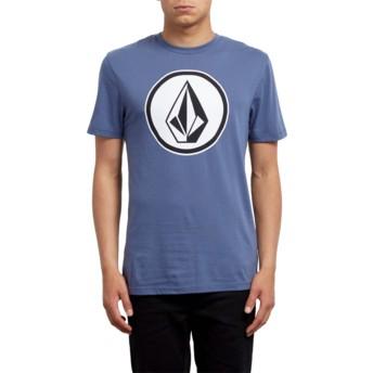 Volcom Deep Blue Classic Stone Blue T-Shirt