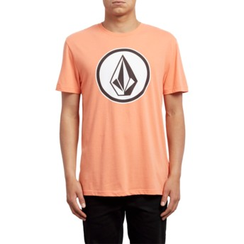 Volcom Salmon Classic Stone Orange T-Shirt