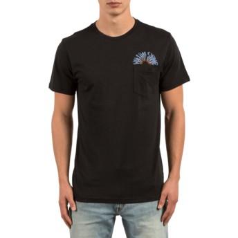 Volcom Black Doom Bloom Black T-Shirt