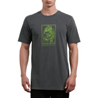 Volcom Black Watcher Black T-Shirt