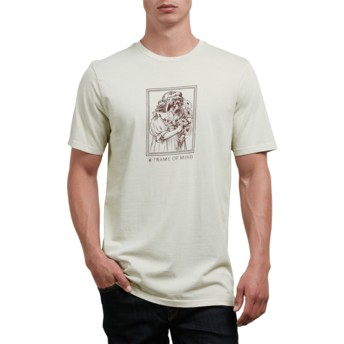 Volcom Clay Watcher Grey T-Shirt