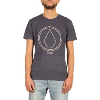 Volcom Indigo Pinline Stone Navy Blue T-Shirt
