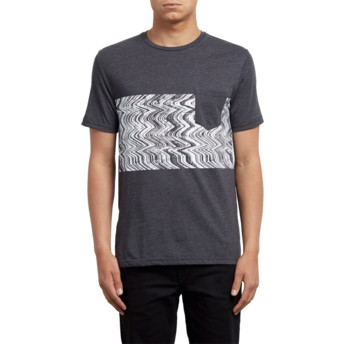 Volcom Heather Black Lofi Black T-Shirt