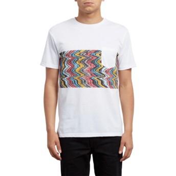Volcom White Lofi White T-Shirt