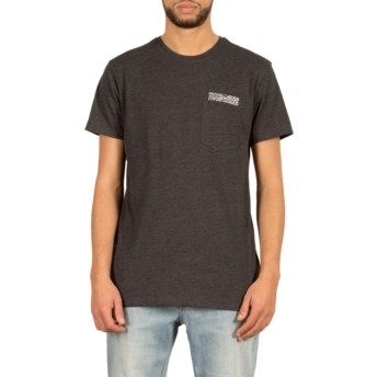 Volcom Heather Black Vear Black T-Shirt