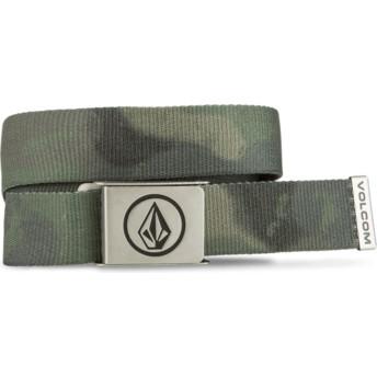 Volcom Camouflage Circle Web Camouflage Belt