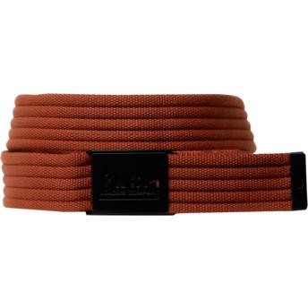 Volcom Hazelnut Banzai Web Brown Belt