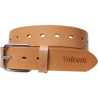 Volcom Natural Strangler Cream Belt