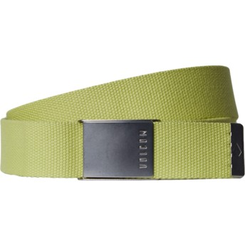 Volcom Shadow Lime Case Web Green Belt
