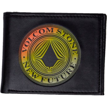 Volcom Black Volcomsphere Black Wallet