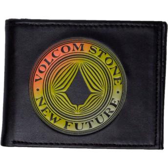 Volcom Black Volcomsphere Black Wallet