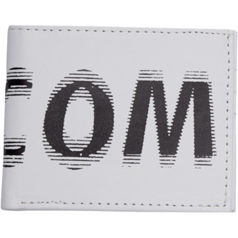 Volcom White Volcomsphere White Wallet