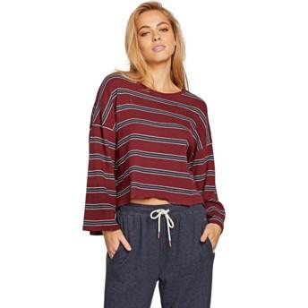 Volcom Zinfandel Lil Red Long Sleeve T-Shirt