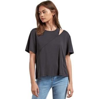 Volcom Black Flomingo Black T-Shirt
