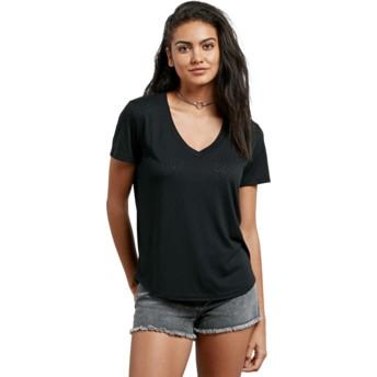 Volcom Black Mix A Lot Black T-Shirt