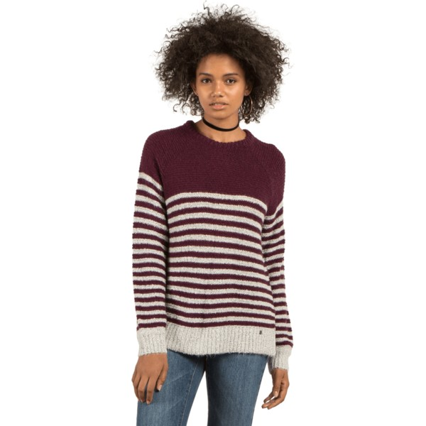 volcom-plum-cold-daze-grey-and-maroon-sweater