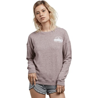 Volcom Purple Haze Lil Purple Sweatshirt