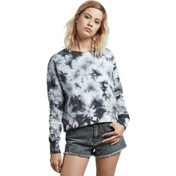 Volcom Black Ozzie Black Sweatshirt