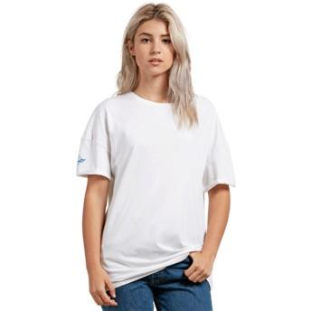 Volcom White Stone Splif White T-Shirt