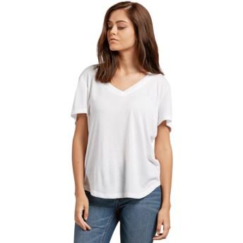 Volcom White Volneck White T-Shirt