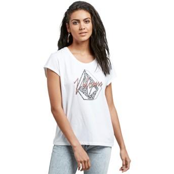 Volcom White Radical Daze White T-Shirt