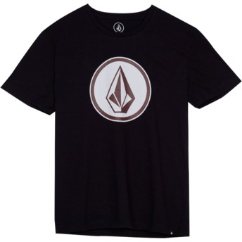 Volcom Youth Black Classic Stone Black T-Shirt