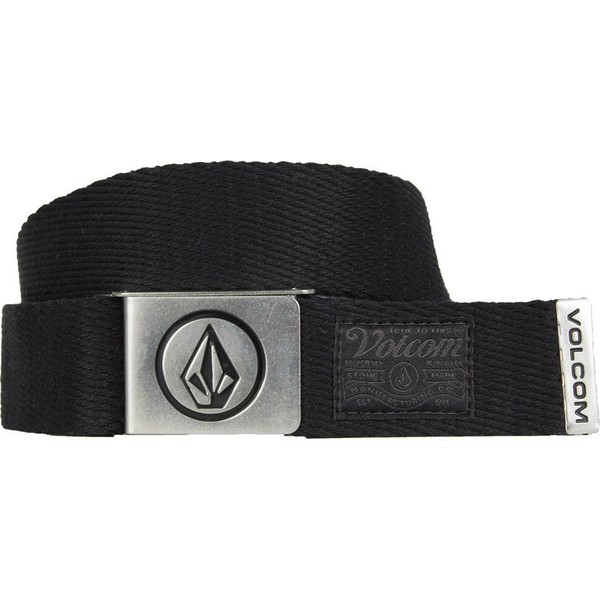 volcom-stoney-black-circle-web-black-belt