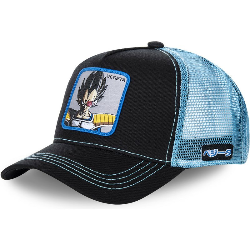 capslab-vegeta-vegb-dragon-ball-black-and-blue-trucker-hat