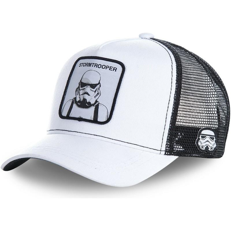 Star Wars Gorra Stormtrooper