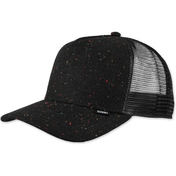 Djinns Spotted Edge Black Trucker Hat
