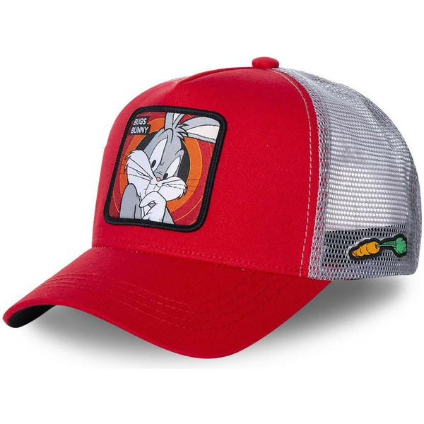 capslab-bugs-bunny-bug1-looney-tunes-red-trucker-hat