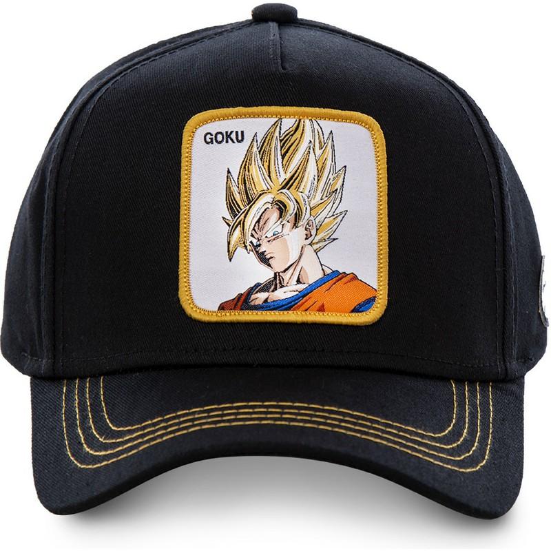 Capslab Curved Brim Son Goku Super Saiyan GO2 Dragon Ball