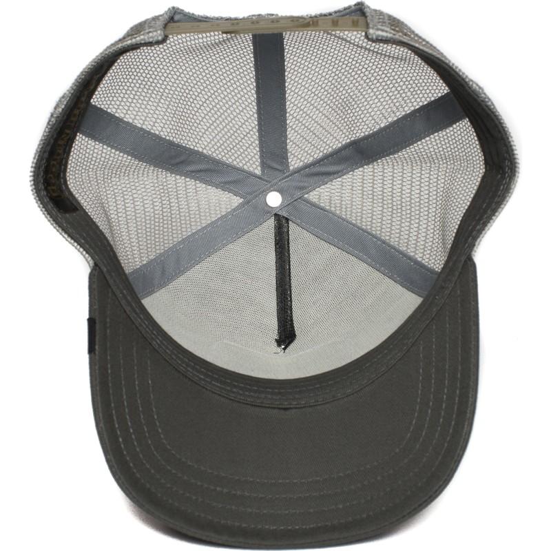 Goorin Bros. Gorilla King of the Jungle Grey Trucker Hat  Shop ... d5322fdb621