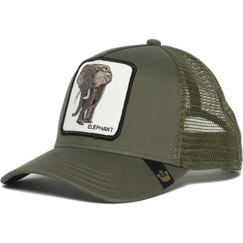 Goorin Bros. Elephant Green Trucker Hat