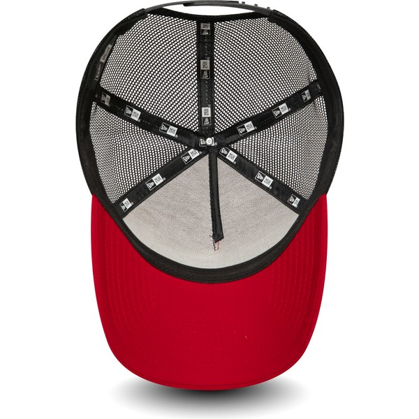 new-era-patch-a-frame-red-trucker-hat