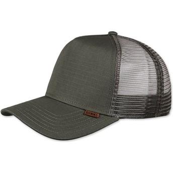 Djinns M-Ribstop Green Trucker Hat