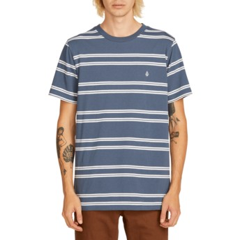 Volcom Indigo Beauville Navy Blue T-Shirt