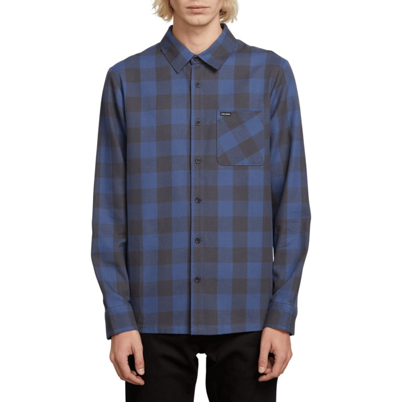 volcom-indigo-joneze-navy-blue-long-sleeve-check-shirt