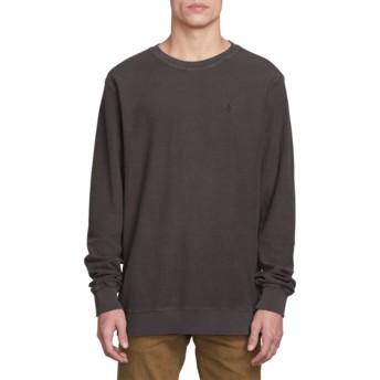 Volcom Black Sub Void Black Sweatshirt