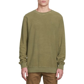 Volcom Vineyard Green Sub Void Green Sweatshirt