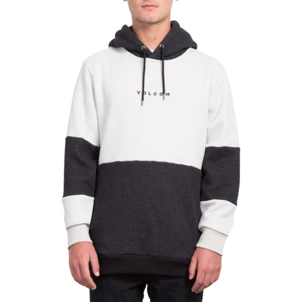 volcom-heather-grey-construct-grey-and-black-hoodie-sweatshirt