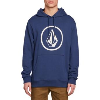 Volcom Melindigo Stone Blue Hoodie Sweatshirt