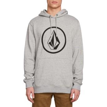 Volcom Storm Stone Grey Hoodie Sweatshirt