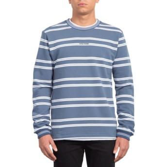 Volcom Indigo Canionne Navy Blue Sweatshirt