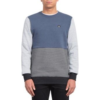 Volcom Indigo Forzee Navy Blue Sweatshirt