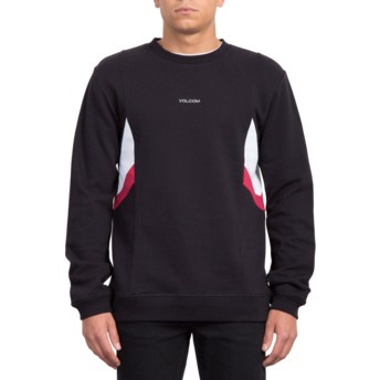 Volcom Black Wailes Black Sweatshirt