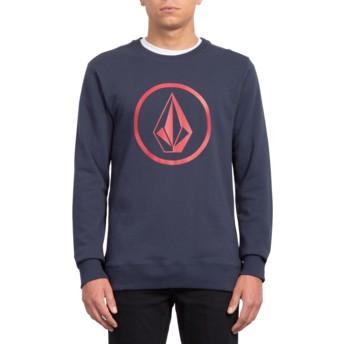 Volcom Navy Stone Navy Blue Sweatshirt