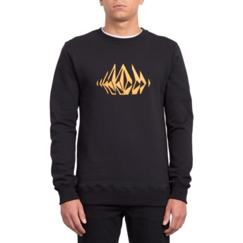 Volcom Black General Stone Black Sweatshirt
